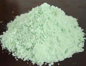 زاج سبز