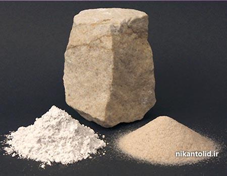 بنتونیت سدیمی, بنتونیت سدیم دار, بنتونیت کلسیمی, بنتونیت کلسیم دار