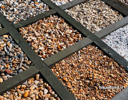 انواع پودر سنگ, انواع خاک سنگ,